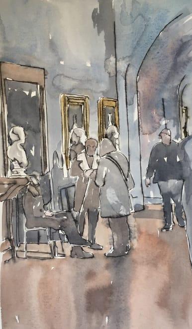 National Portrait Gallery Interior IV