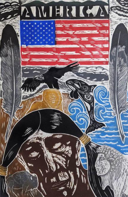 America - A Prophecy
