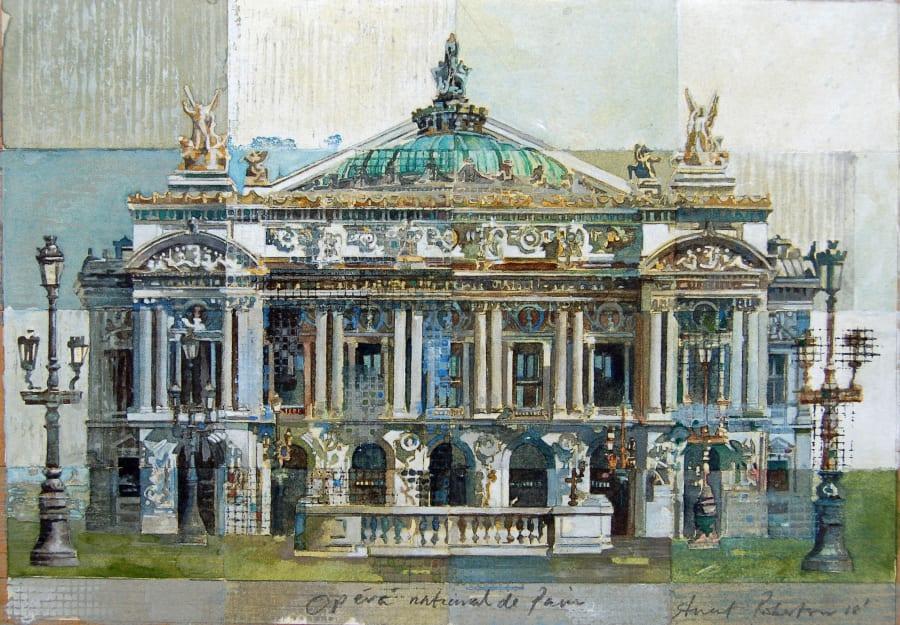 Paris National Opera House