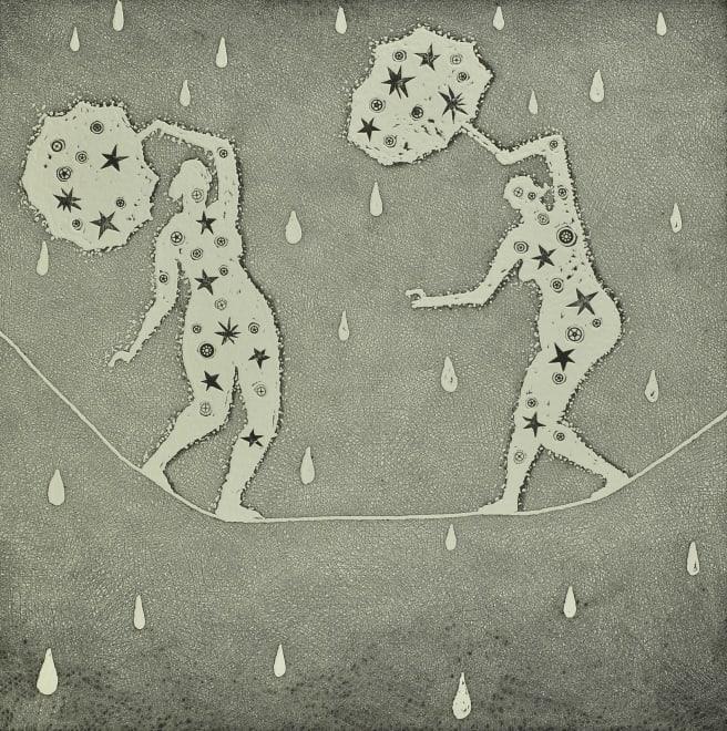 High Wire Rain Shower