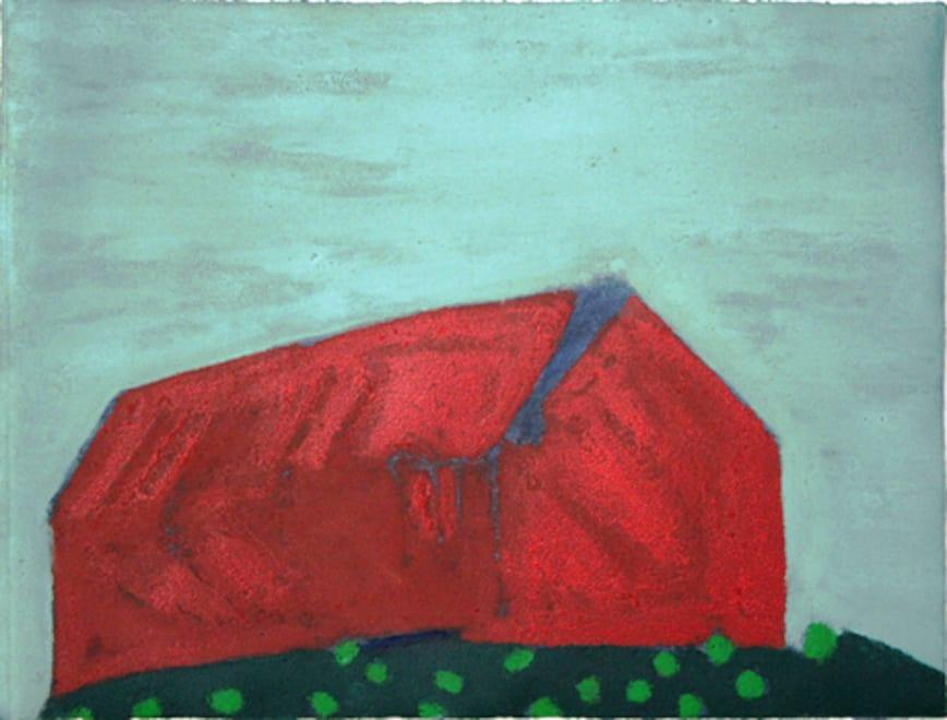 Isolated Barn