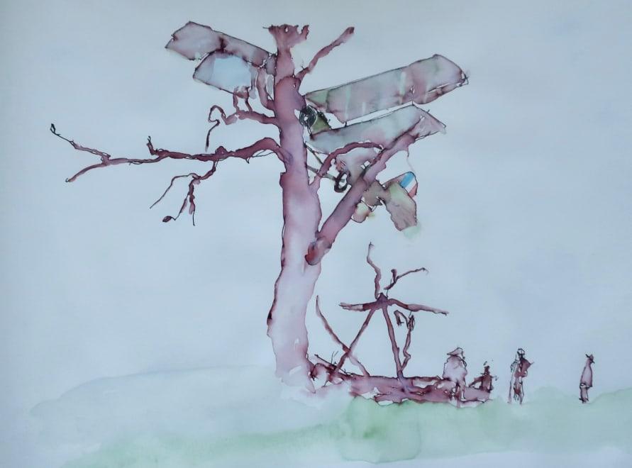 Tree Landing