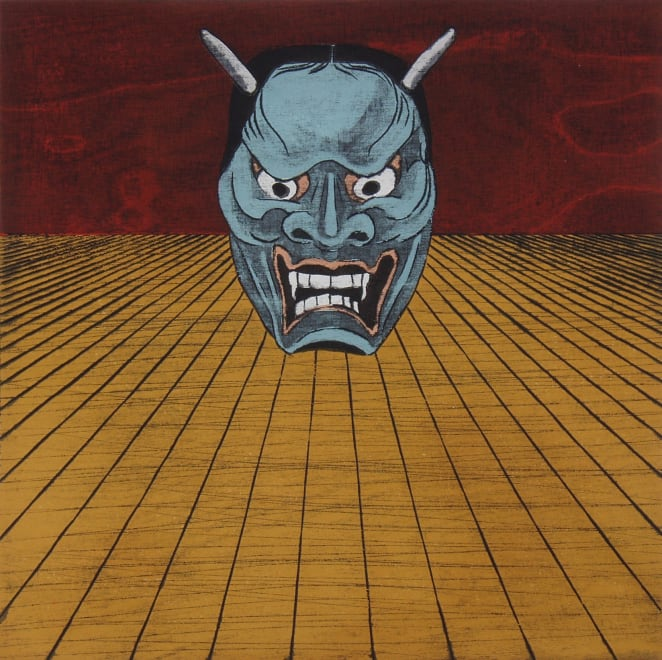 100 Views of Mitate No.95 Hannya Mask