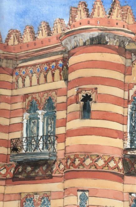 Gatehouse, Seville