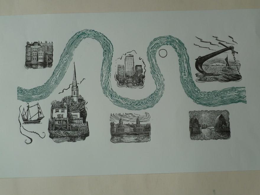 Serpentine Thames