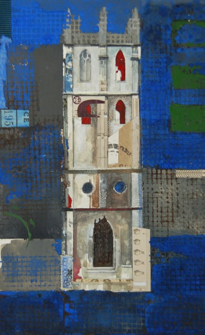 St Alban Church Tower Study