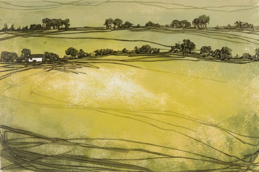 Croft and Three Fields