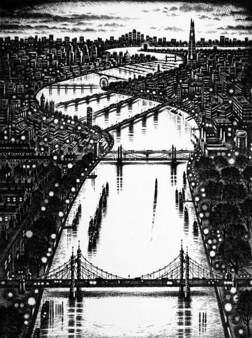 Thames Bridges East
