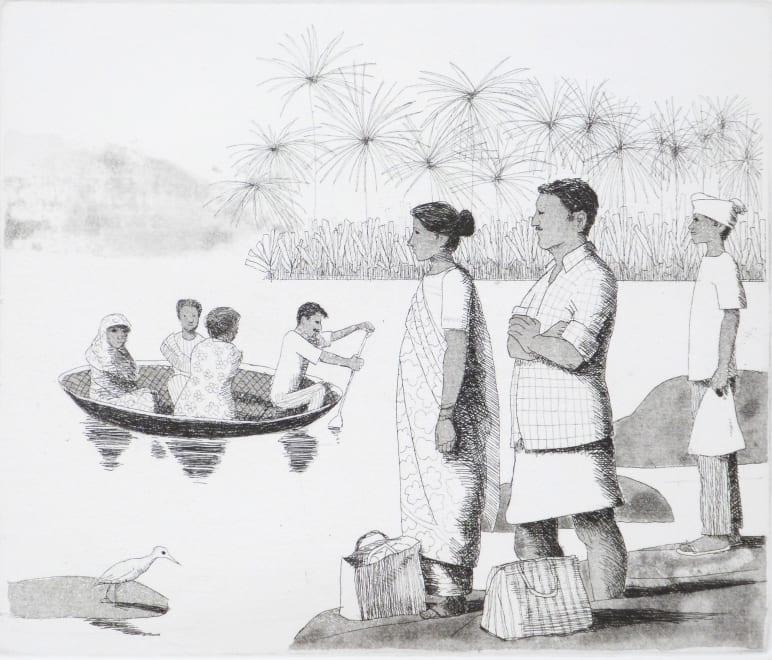 Hampi Ferry