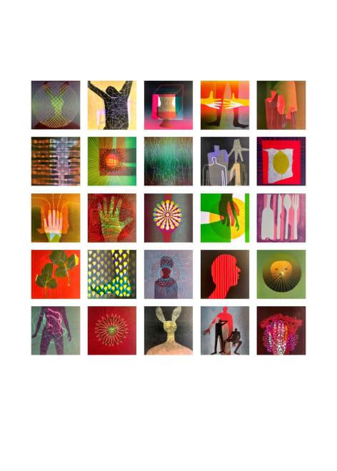 100 Prints of Solitude Volume 1