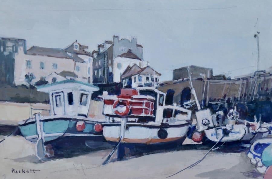 St Ives Harbour 2