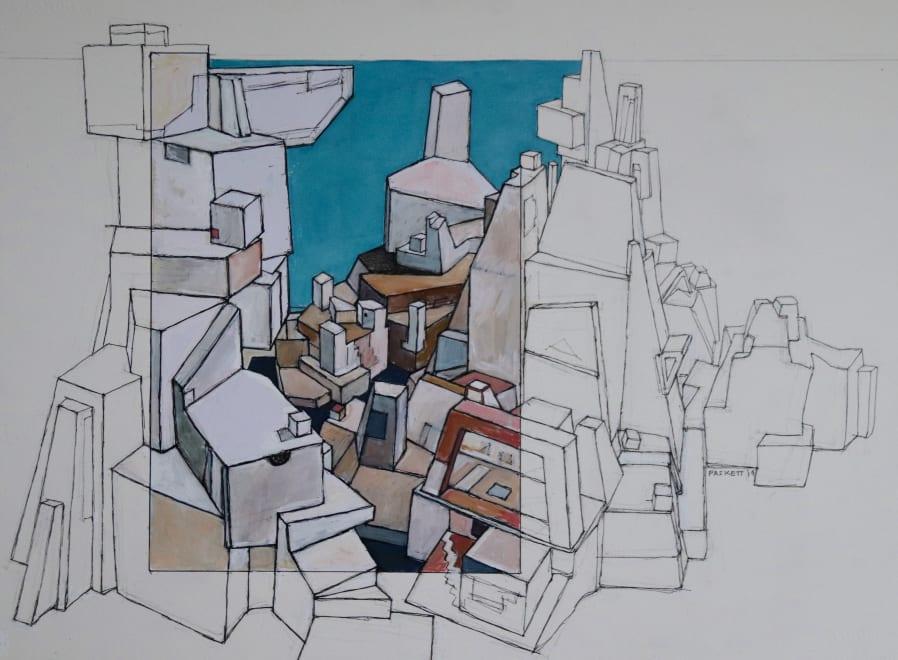Space-Scape Construction