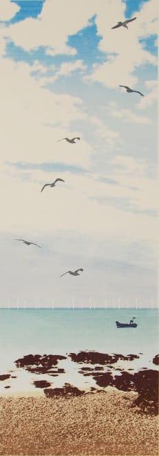 Rottingdean Morning x 4