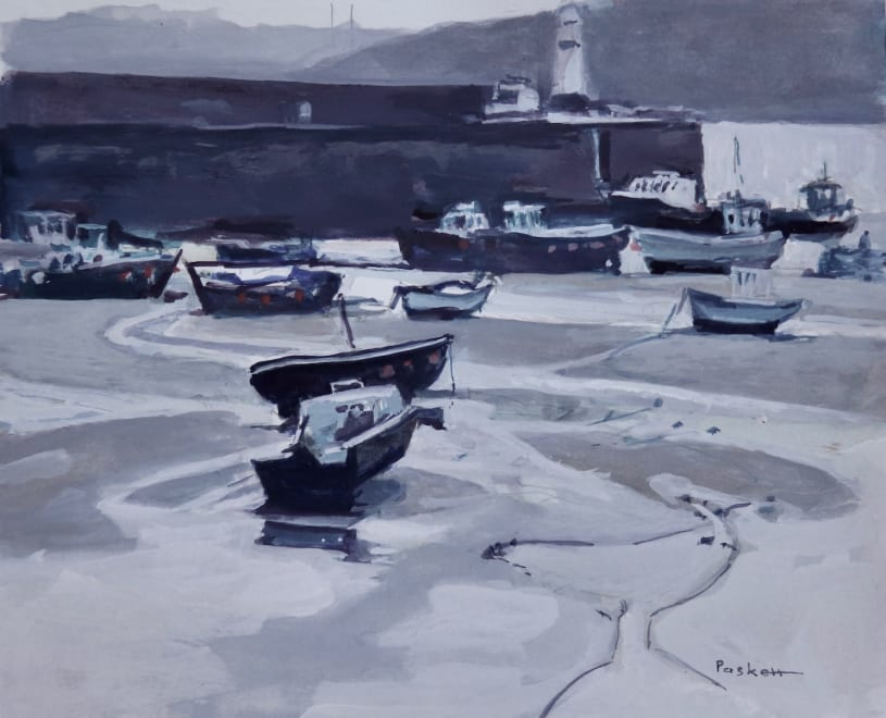 St Ives Harbour 1