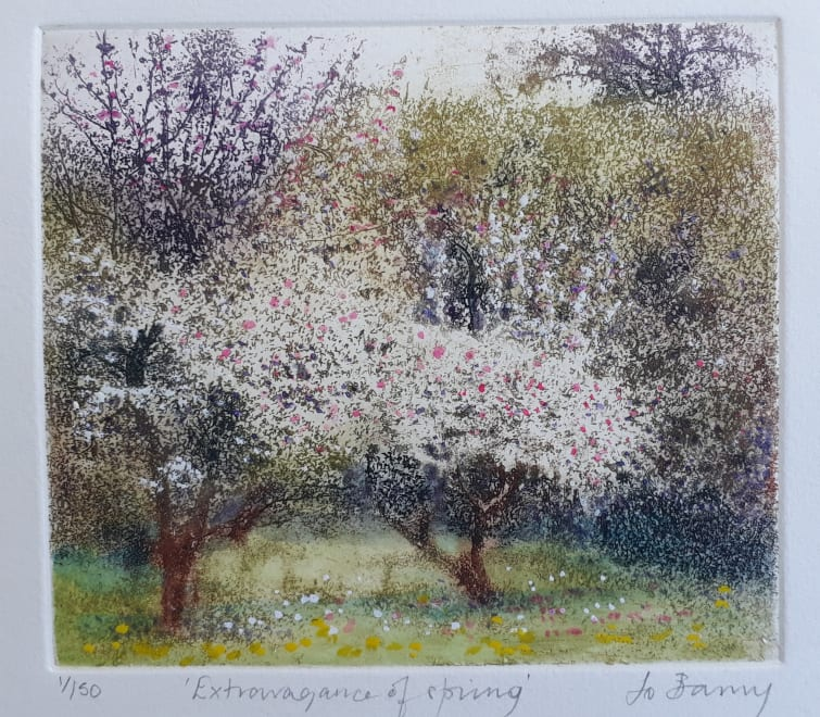 Extravagance of Spring