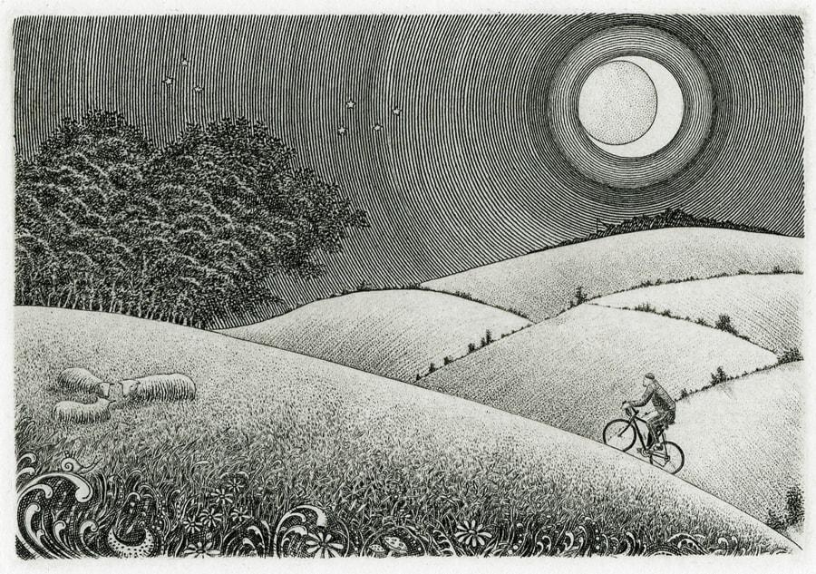 Moonride - Cornwall