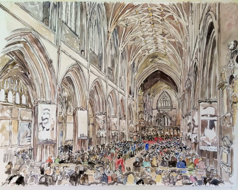 University of Chester, Graduation Ceremony, Chester Cathedral