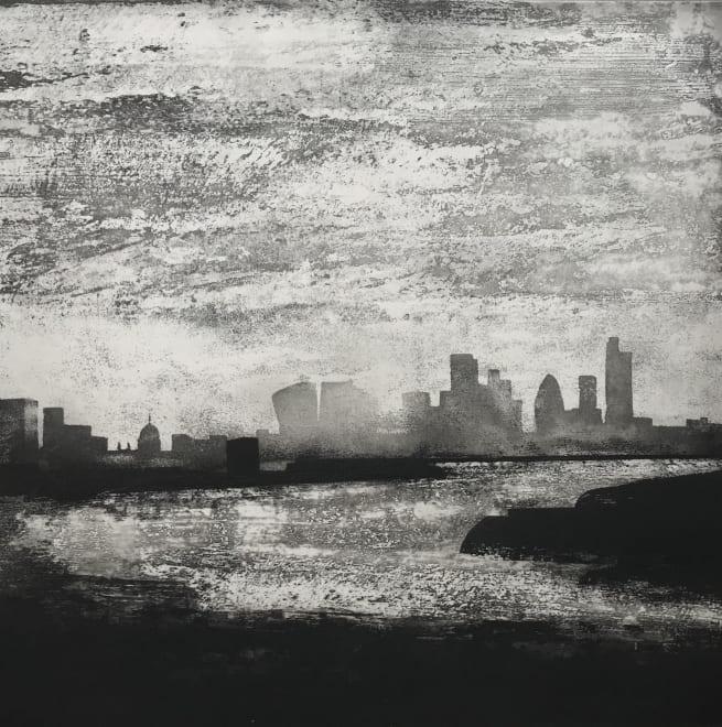 The Thames, Greenwich Reach