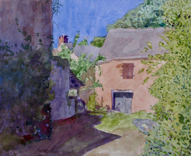 Barn in the Dordogne