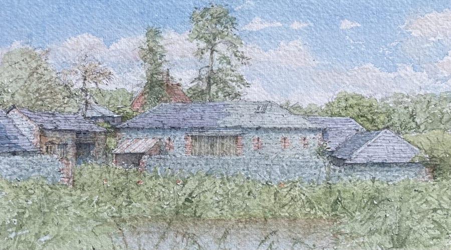 Barns near Midhurst