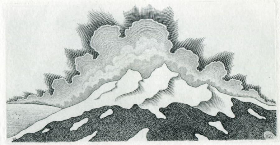 Snow Melt on Bodmin Moor