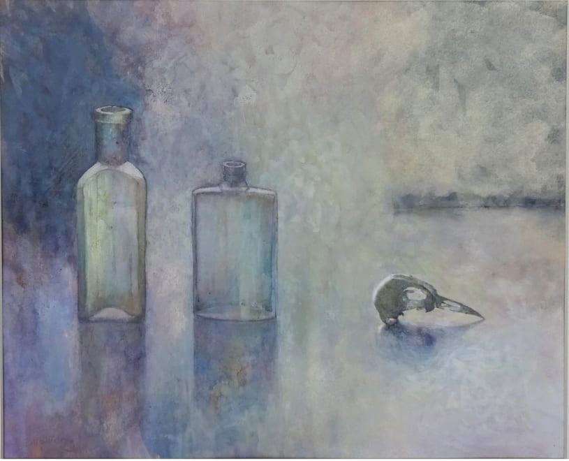 Two Bottles & Little Bird