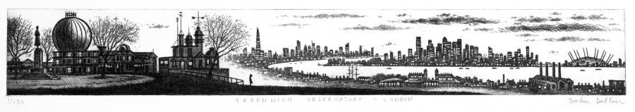 Greenwich Observatory - London