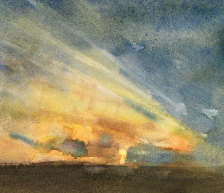 Last Light, Eggardon Hillfort