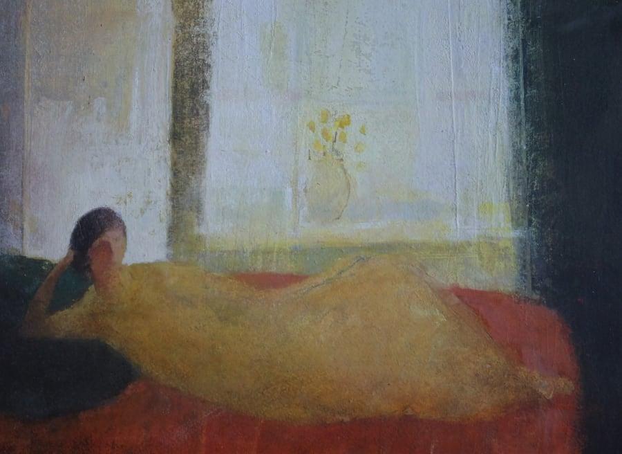 The Blue Pillow