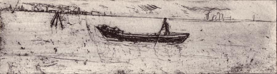 Venice, Boat II