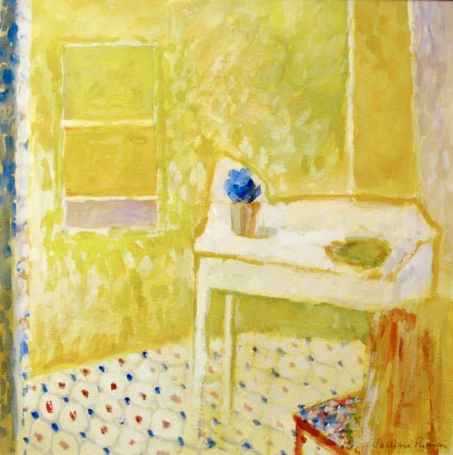 Bonnard's Gift To Rothko - Rothko's Debt To Bonnard