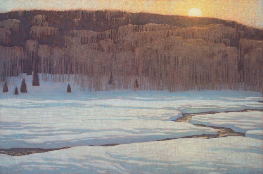 David Grossmann, Winter Flow