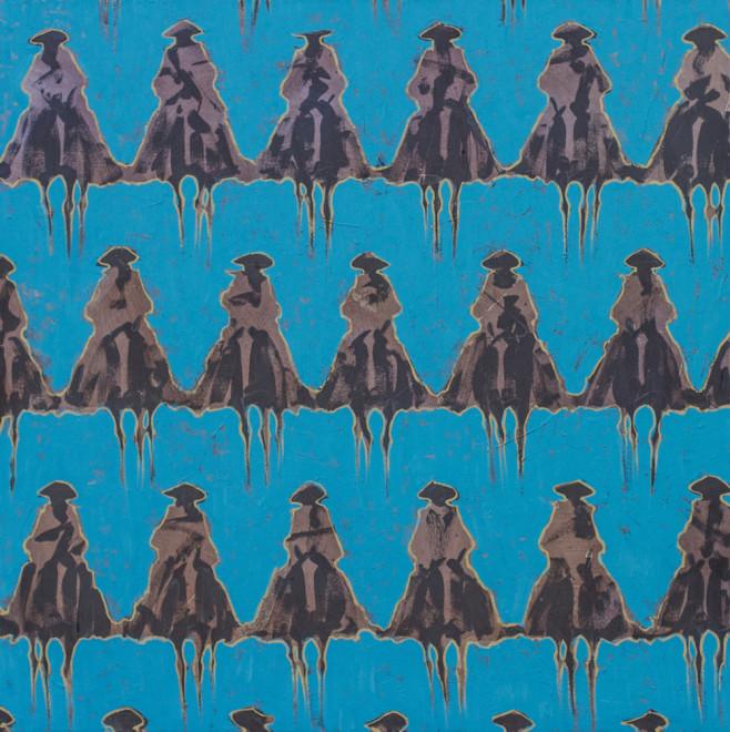 Duke Beardsley, Regalo Azul