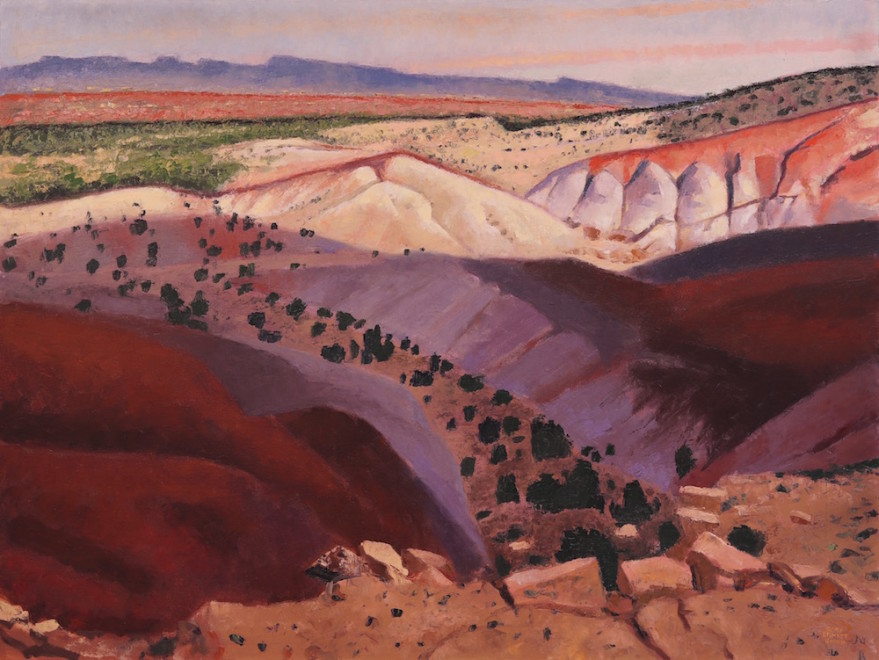 Gary Ernest Smith, Painted Desert