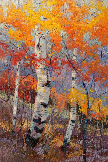 Robert Moore, Festive Autumn
