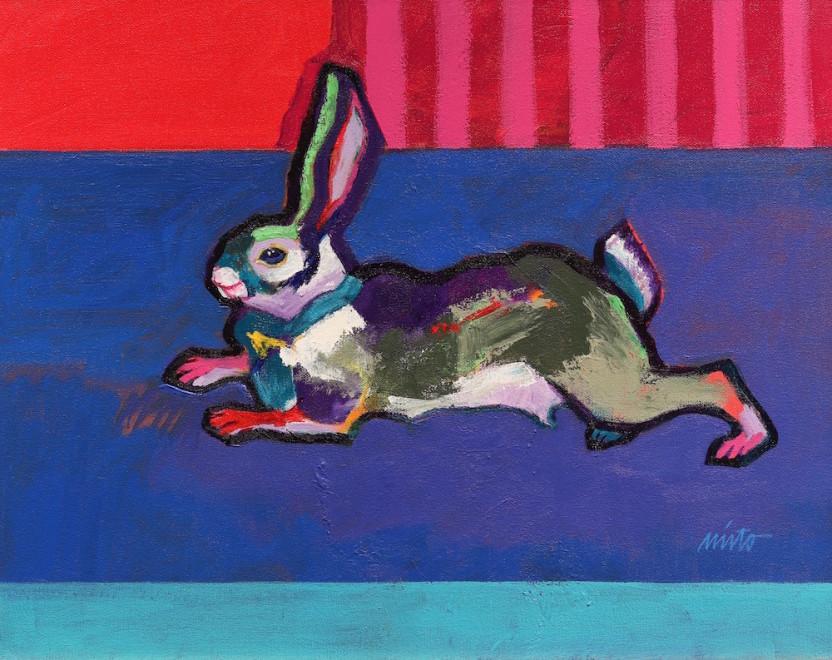 John Nieto, Pretty Young Rabbit