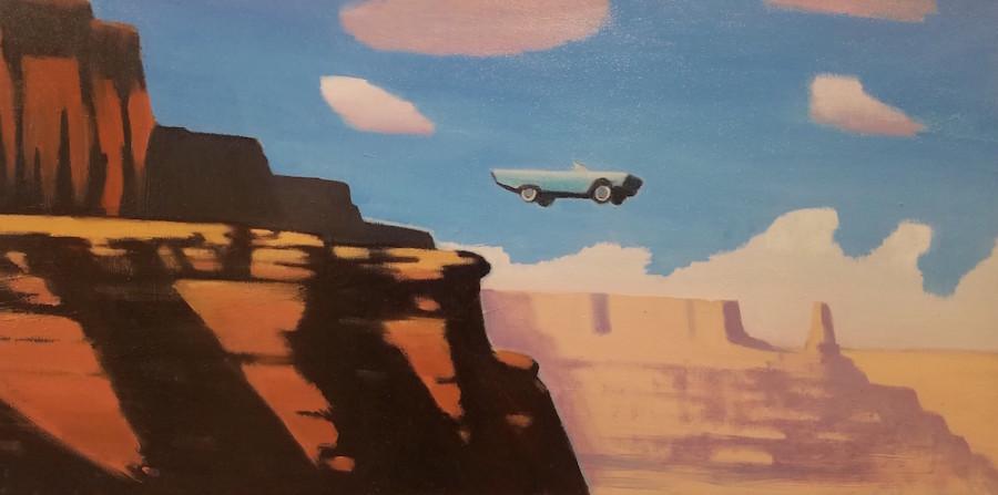 Travis Walker, A Great Leap