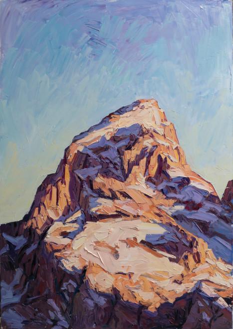 Grand Teton, Rising Light
