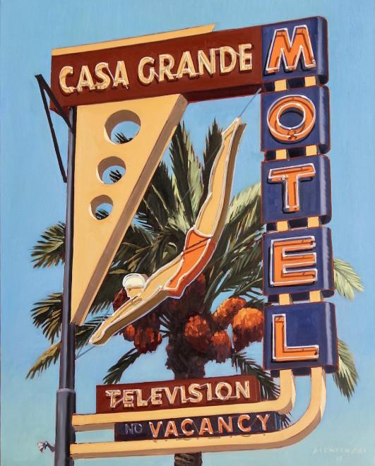 Dennis Ziemienski, Casa Grande Motel