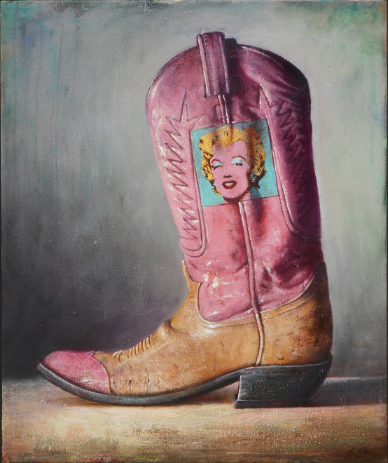 Ben Steele, Beauty and the Boot