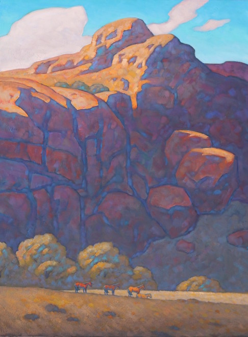 Howard Post, Four in the Canyon