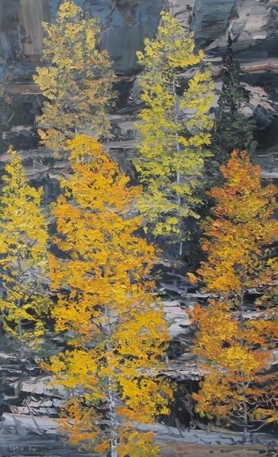 East Fork Color Study #1