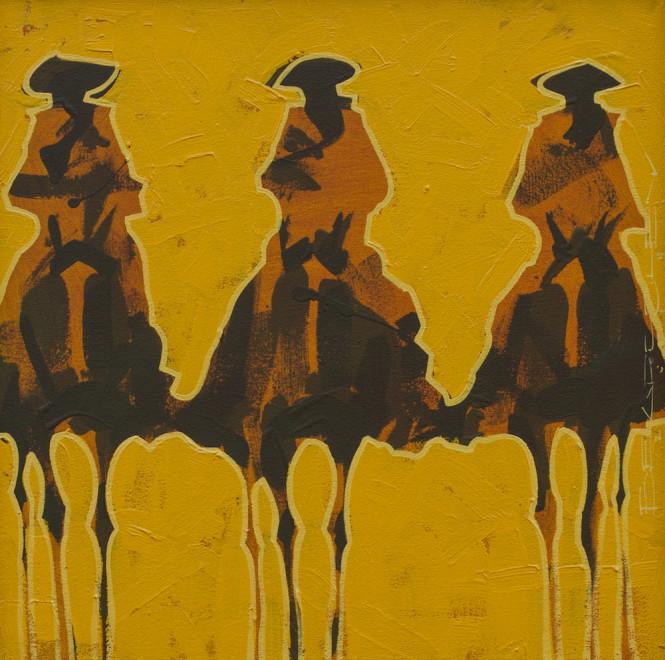 Duke Beardsley, Bocados: Amarillo