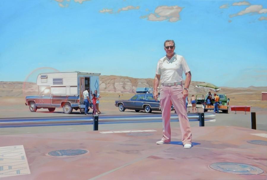 Robert Townsend, Wanderlust (Roy) , 2017