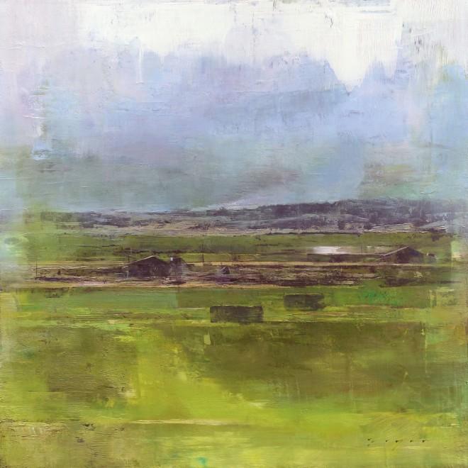 Douglas Fryer, Distant Farm