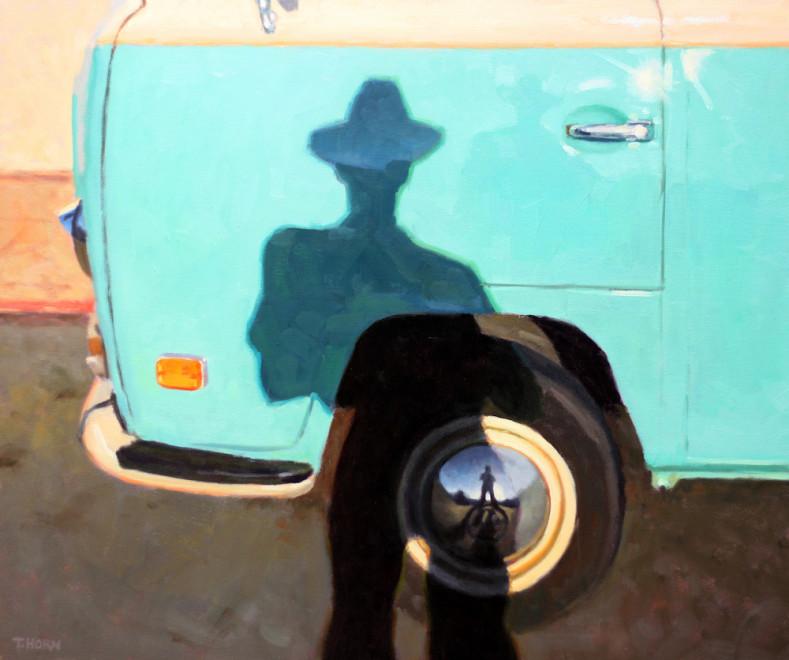 Timothy Horn, Shadow Shift