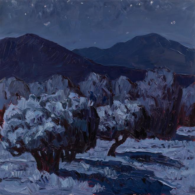 Jivan Lee, Around the Corner in the Bright Moonlight
