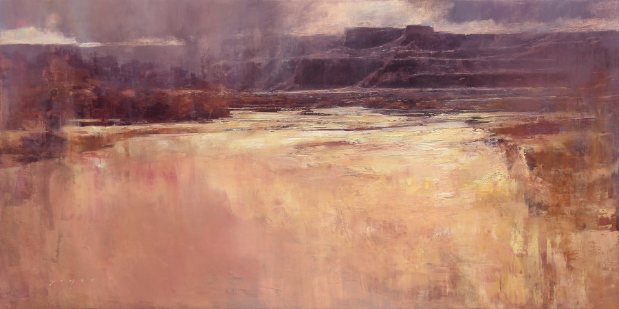 Douglas Fryer, Desert Wash