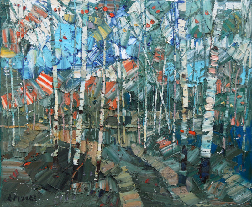 Robert Moore, Cool Autumn