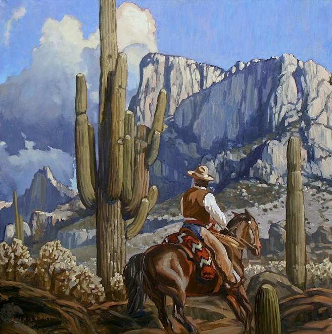 Desert Ramparts